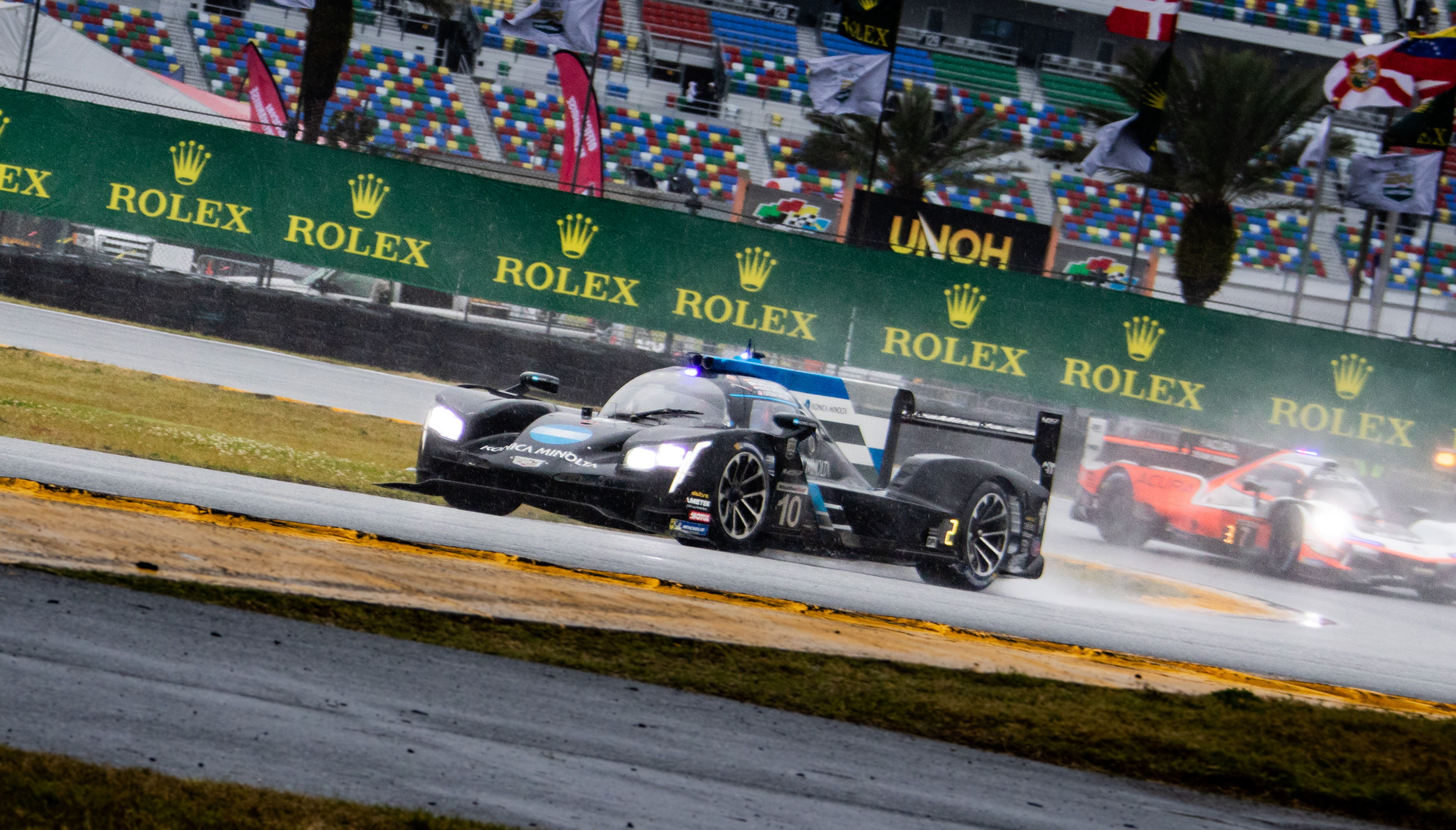 The 2019 Rolex 24 at Daytona Was Brutal | Car in My Life