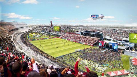 Sport venue, Stadium, Crowd, Arena, Fan, Audience, Soccer-specific stadium, Sports, Team sport, Photography,