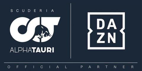 dazn alcanza un nuevo acuerdo con alphatauri