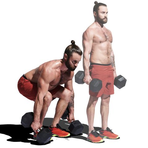Weights, Barechested, Muscle, Standing, Bodybuilding, Exercise equipment, Kettlebell, Arm, Chest, Physical fitness,