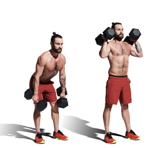 weights, exercise equipment, muscle, shoulder, arm, dumbbells, standing, kettlebell, sports equipment, bodybuilding,