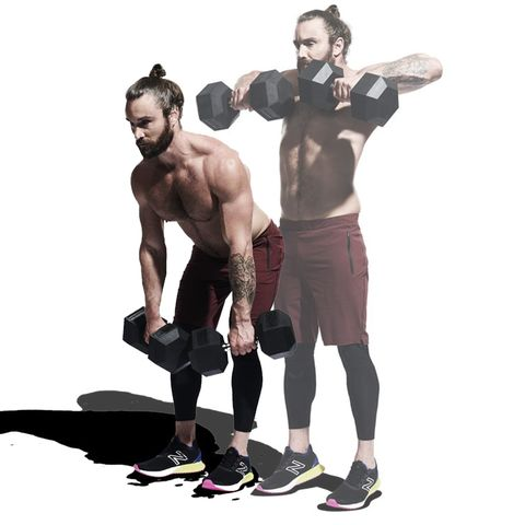 Human body, Human leg, Standing, Knee, Shorts, Active pants, Muscle, Barechested, Chest, Physical fitness,