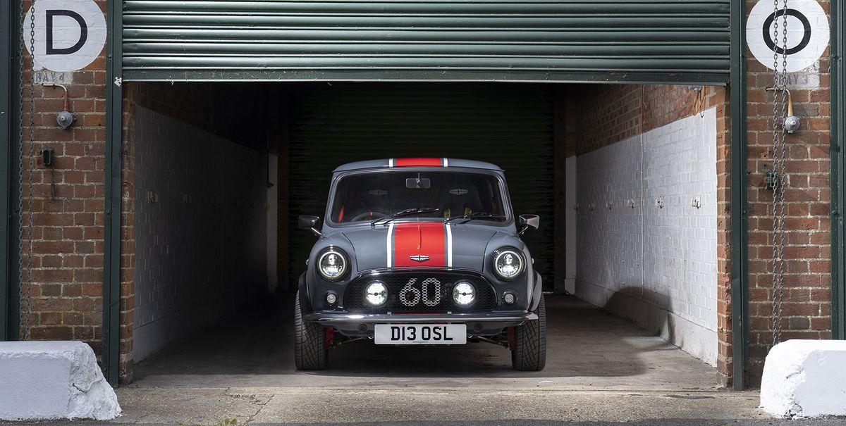 Mini Remastered Is a Stylish Take On the British Classic