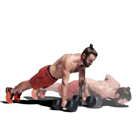 Press up, Arm, Muscle, Weights, Kettlebell, Abdomen, Chest, Exercise equipment, Physical fitness, Exercise,