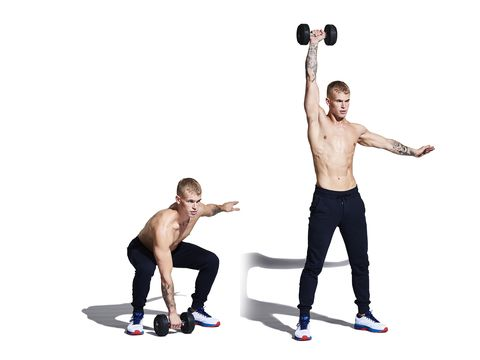weights, exercise equipment, shoulder, arm, standing, kettlebell, joint, sports equipment, leg, dumbbell,