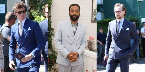 This Celebrity-Approved Suit Was the Real Winner of the Wimbledon Final