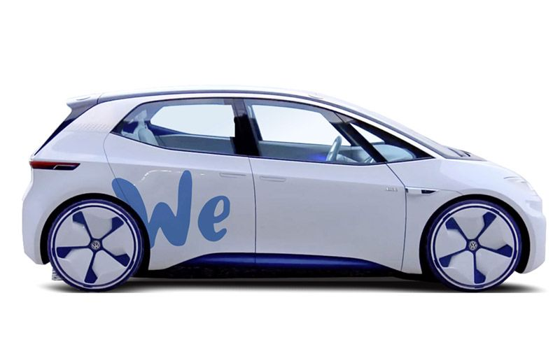 VW Car Sharing Will Be All Electric