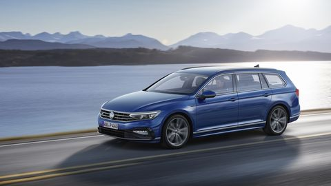 Europe S New Volkswagen Passat Is Still Way Cooler Than
