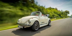 electric beetle car