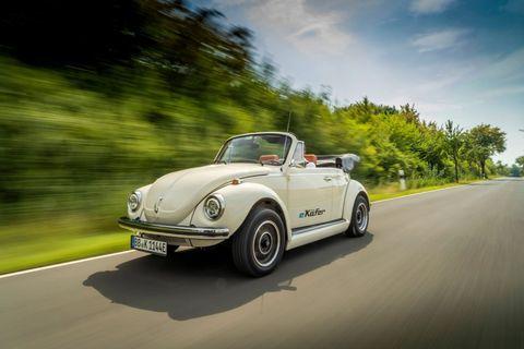 electric beetle car