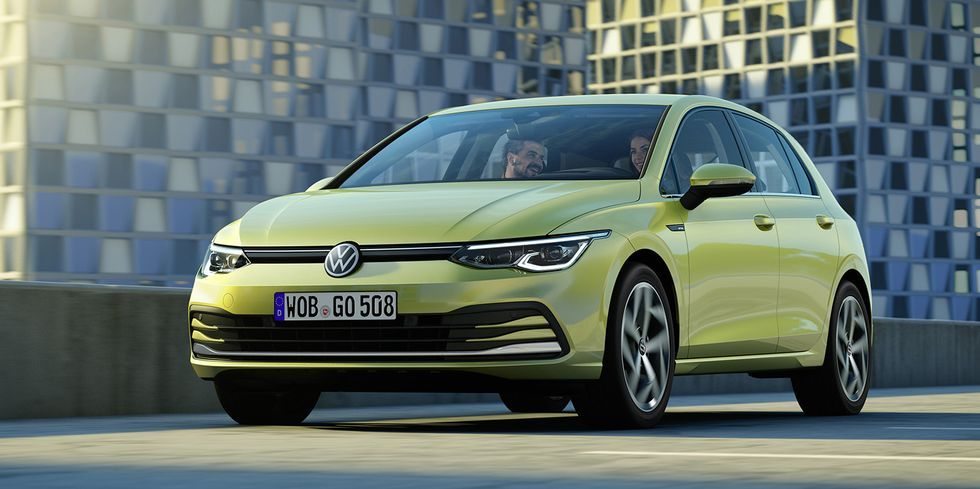 2021 Volkswagen Golf Is Here With New Looks and a Bunch of Tech