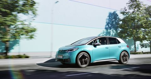 Volkswagen could delay the ID.3