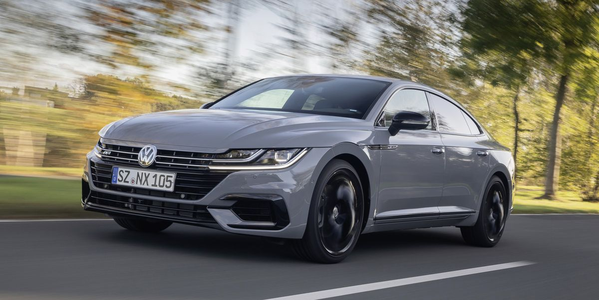 2020 Volkswagen Arteon R-Line Edition Is Seriously Exclusive