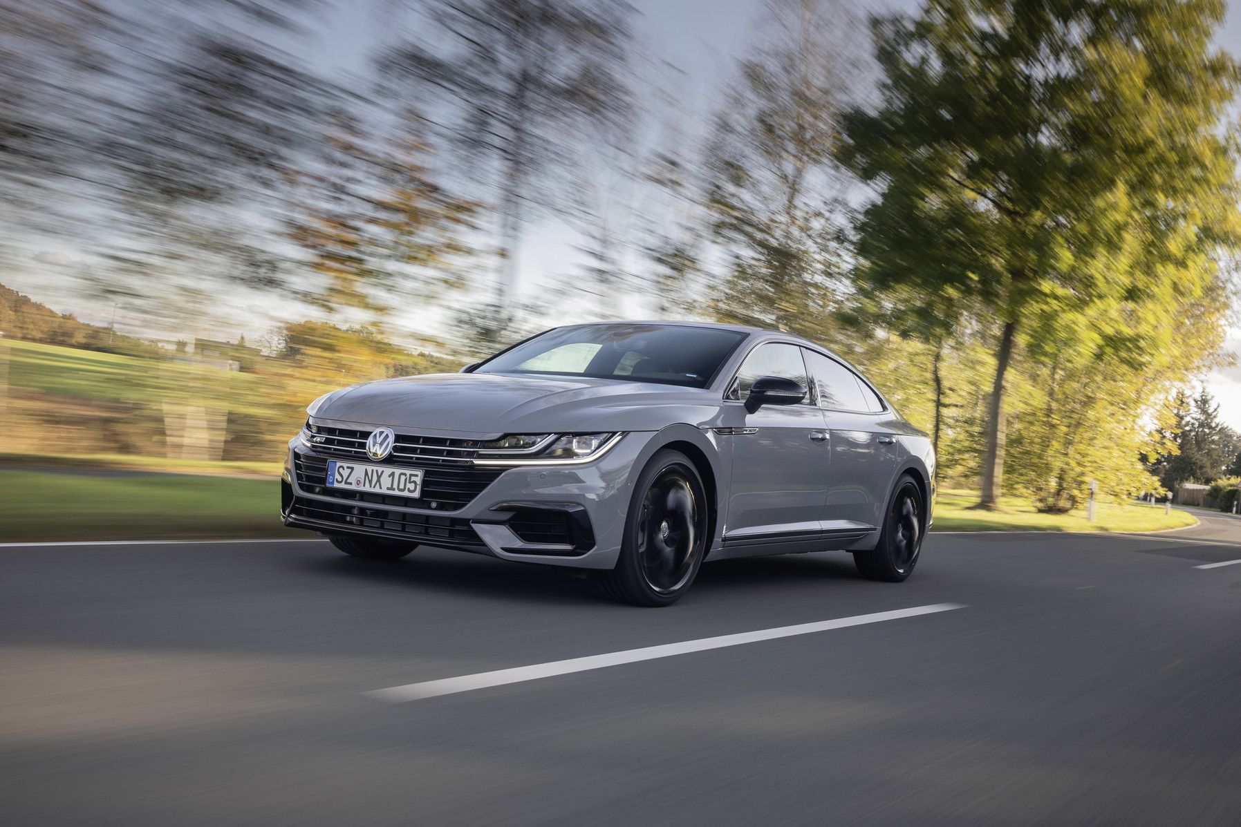 2020 Volkswagen Arteon R Line Edition Is Seriously Exclusive