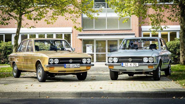 volkswagen k70 – a classic from salzgitter
