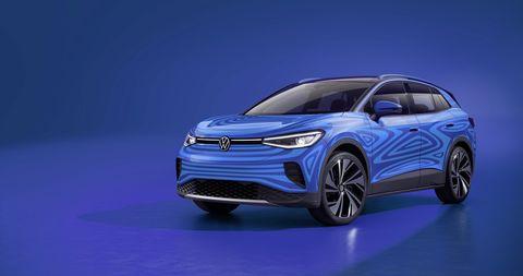Volkswagen teases the ID.4