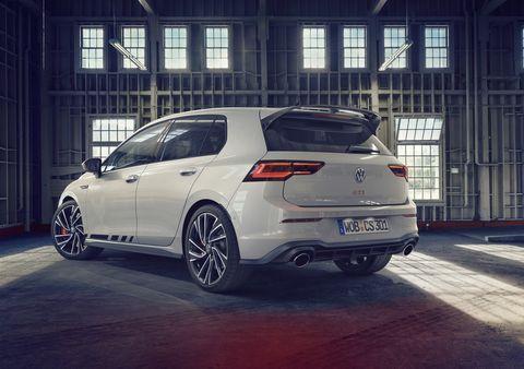 volkswagen gti clubsport europe model