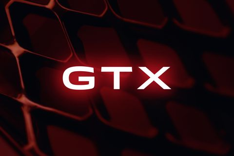 vw gtx logo