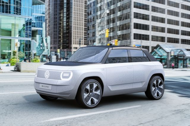 volkswagen idliv is an affordable car