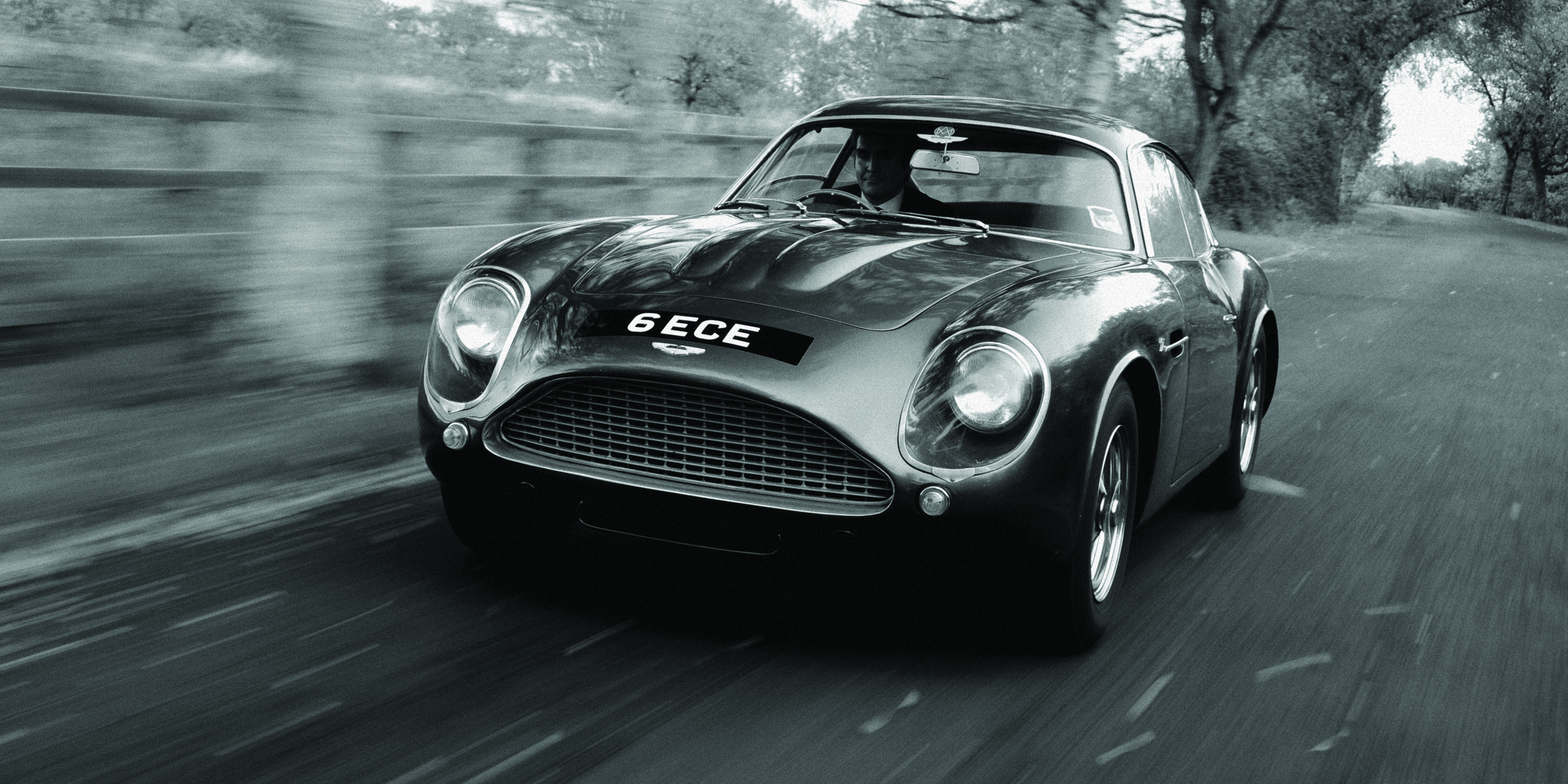 Aston Martin Is Putting The Achingly Gorgeous Db4 Gt Zagato Back In Production