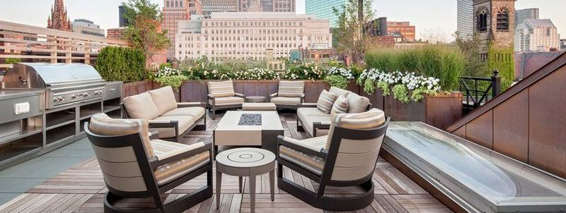20 Luxury Terrace And Rooftop Decor Ideas Summer Party