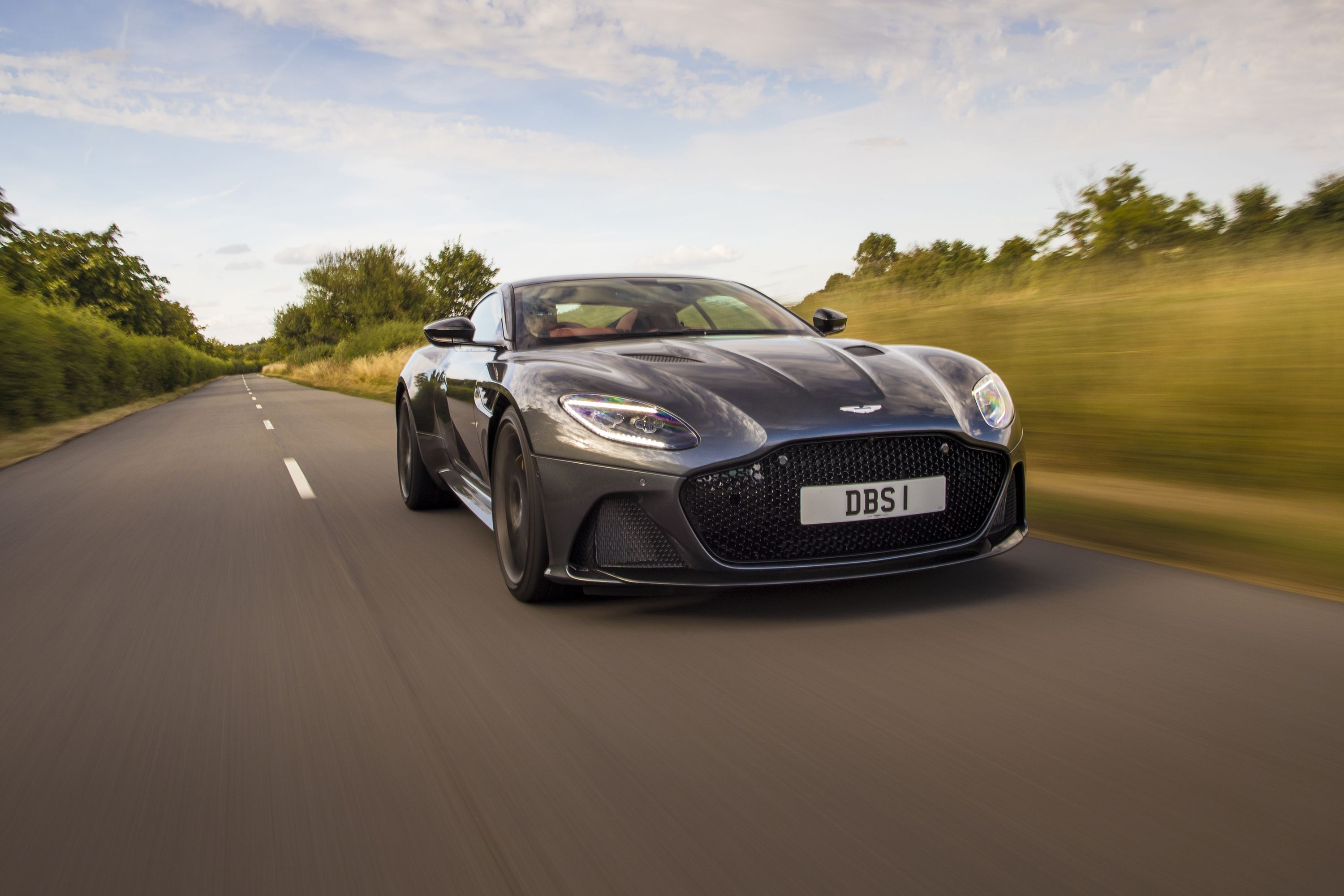 Aston Martin May Be Bought By a Canadian Billionaire