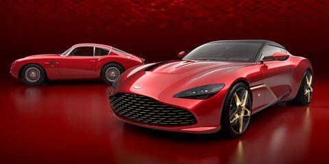Land vehicle, Vehicle, Car, Sports car, Automotive design, Red, Performance car, Supercar, Concept car, Compact car,