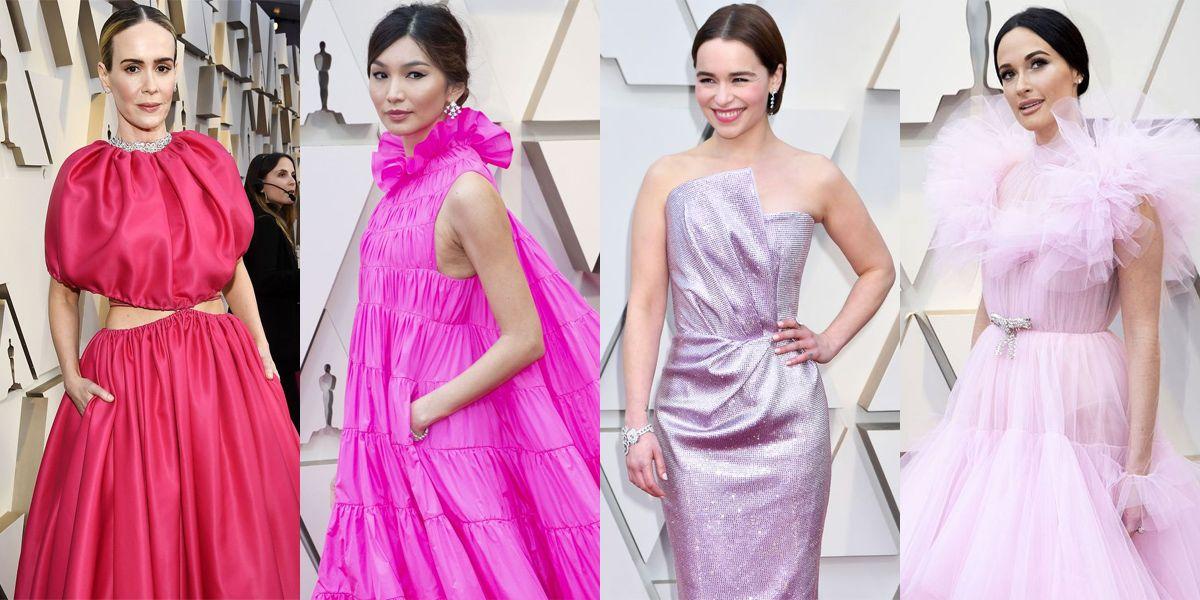 2019奧斯卡, oscars 2019, oscars 2019 red carpet, oscars red carpet, red carpet dresses, 名人紅毯, 奧斯卡, 奧斯卡紅毯, 女星紅毯, 好萊塢女星,紅毯趨勢