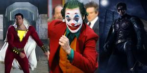 dc comics warner joker shazam titanes