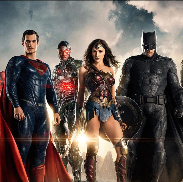 justice league    dc movies in order