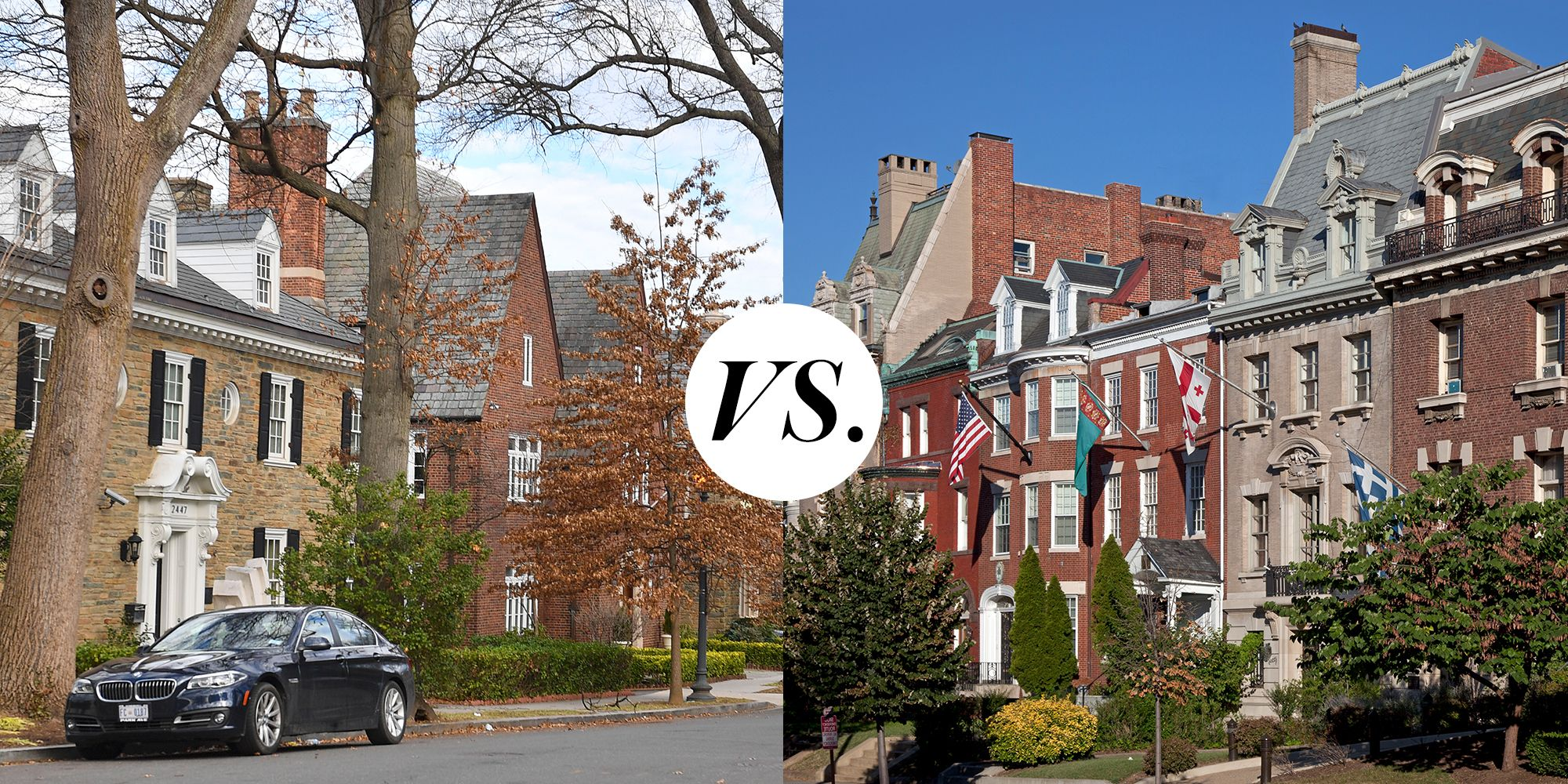 Will Kalorama Or Massachusetts Heights Win The Battle Of New Washington Billionaires