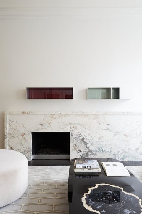 Marble Fireplace Ideas