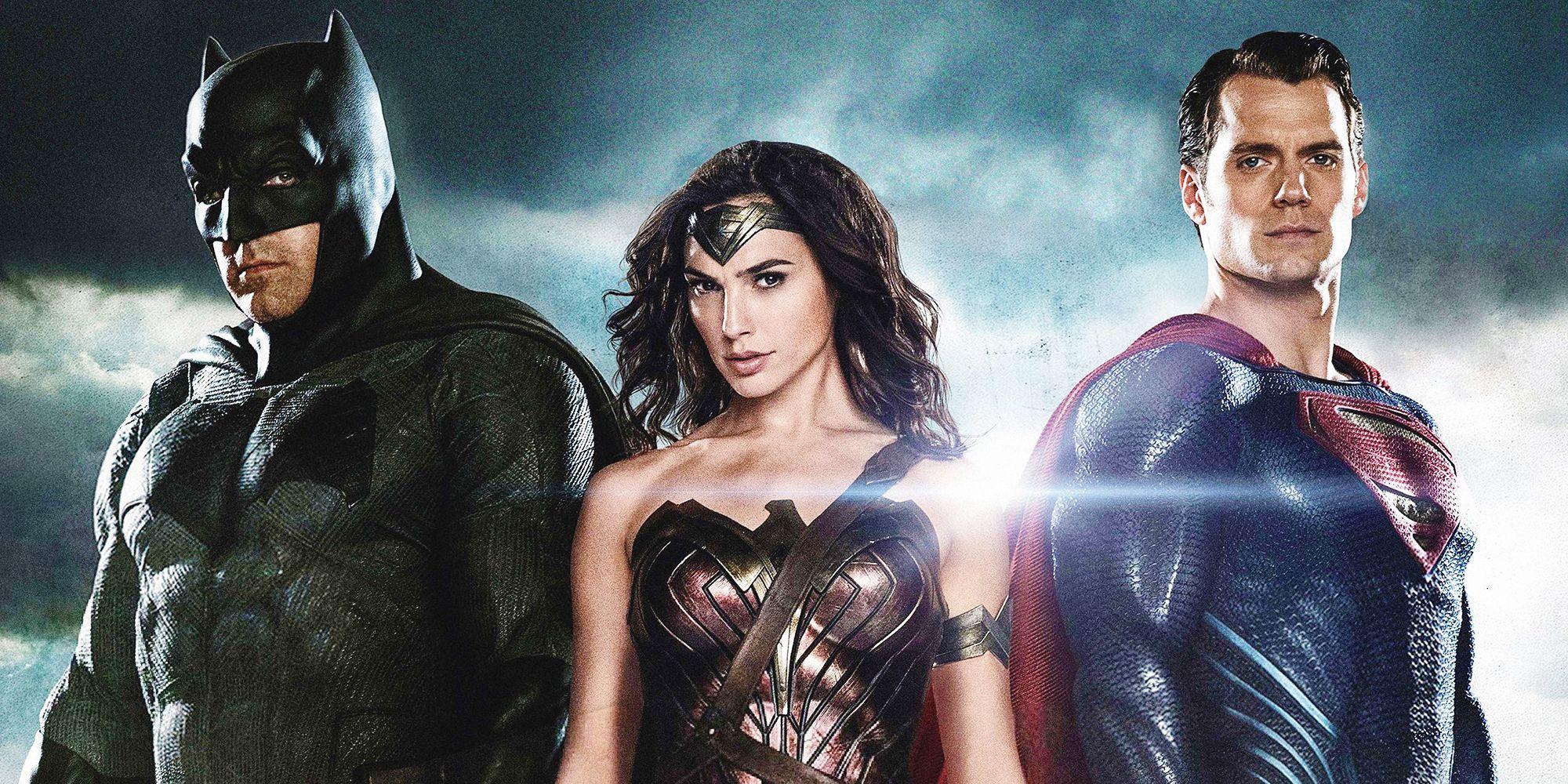 Heeft Batman ooit hook up met Wonder Woman