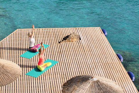 Water, Turquoise, Blue, Sea, Azure, Vacation, Ocean, Summer, Lagoon, Tourism,