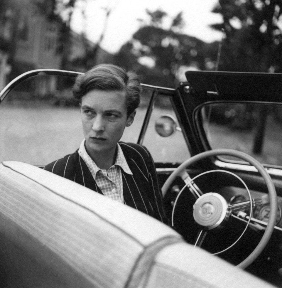 Annemarie Schwarzenbach Legacy Swiss Journalist - CR Muse: The ...