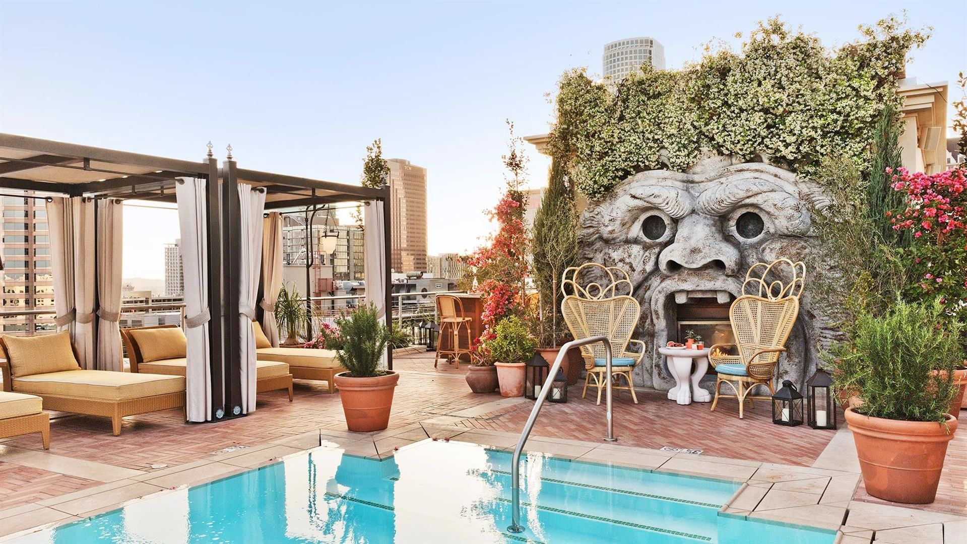 The Best Boutique Hotels In Los Angeles 15 Luxury Hotels In La