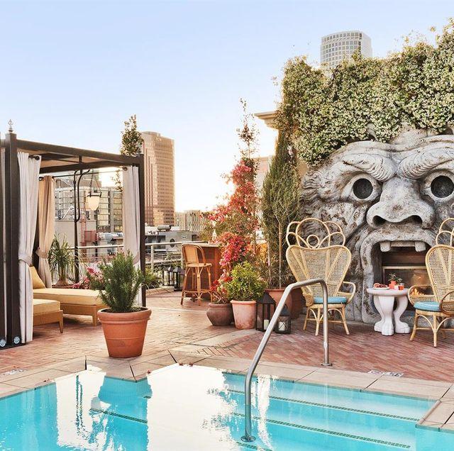 The Best Boutique Hotels In Los Angeles 15 Luxury Hotels In La