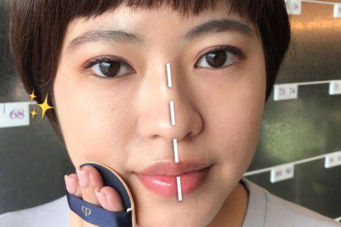 肌膚之鑰,氣墊粉餅,做臉,痘疤,泛紅,光采奢華氣墊