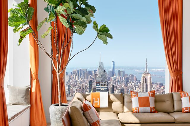 the $169,000,000 penthouse at 432 park avenue is listed by ryan serhant from million dollar listing new york