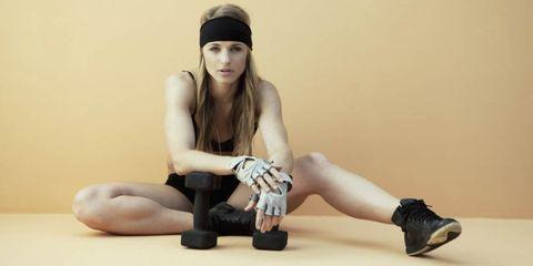 De 4 grootste fabels over je spieren