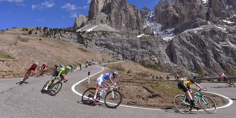 Cycling: 100th Tour of Italy 2017 / Stage 18