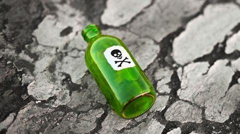 Levensgevaarlijke gifstoffen
