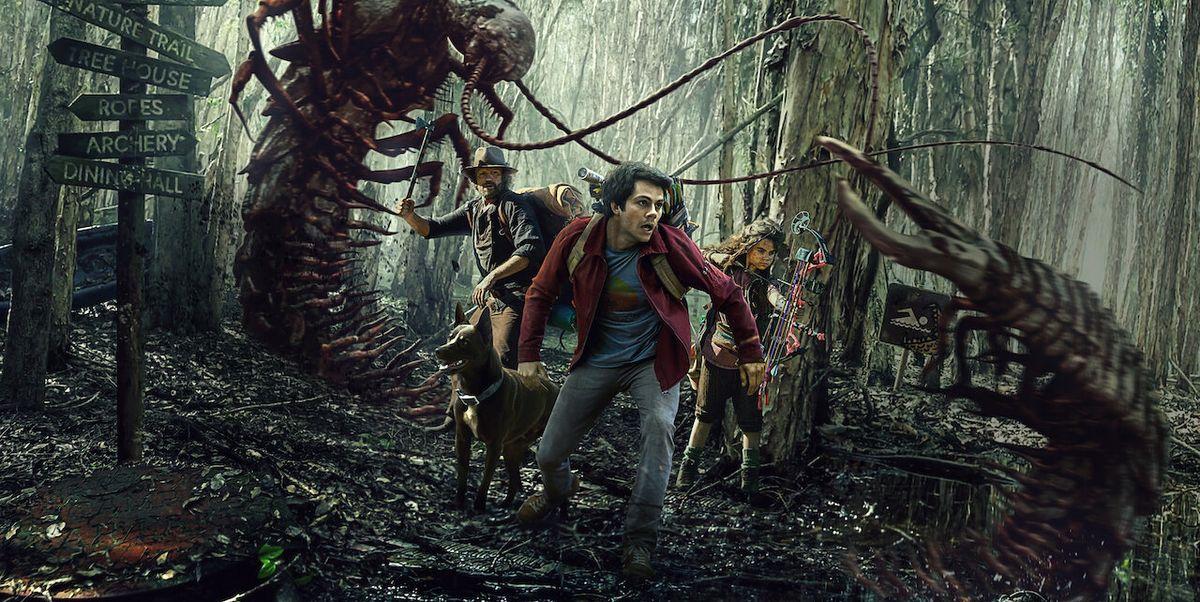 'De amor y monstruos': Aventuras y comedia en la mejor película de Netflix para este fin de semana
