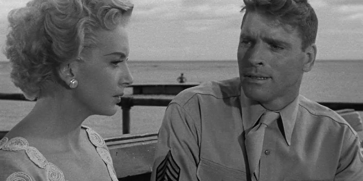 Cine En La 2 De Aquí A La Eternidad Con Burt Lancaster