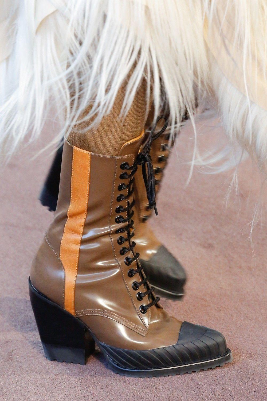 nieuwe trend damesschoenen
