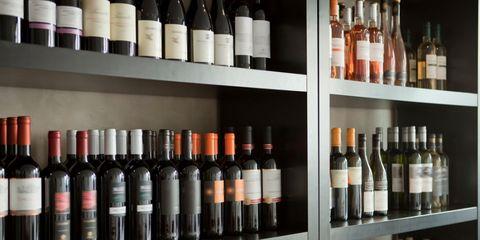 beste, wijnen, supermarkt