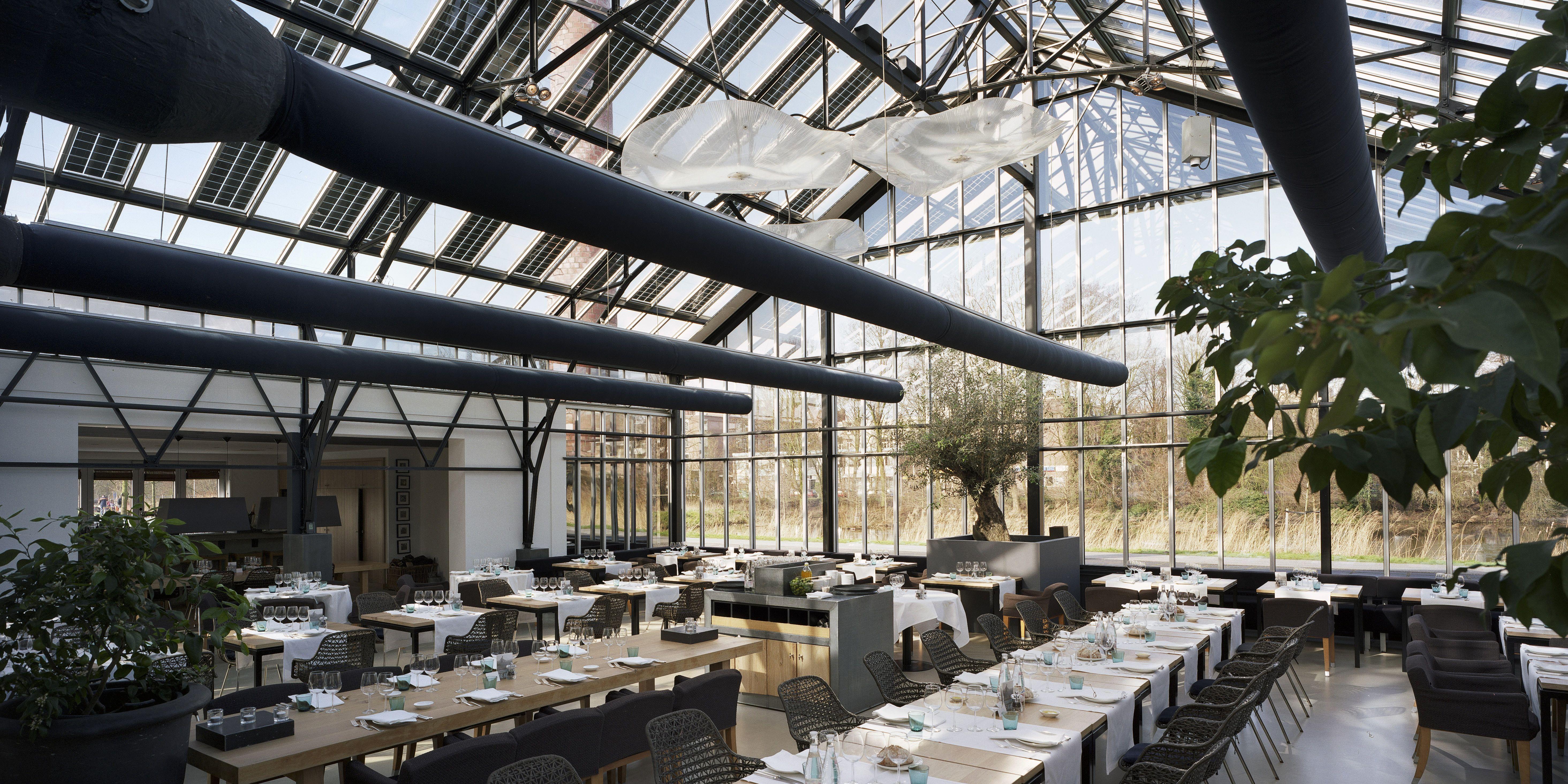 Duurzame restaurants - dit zijn de 6 favoriete duurzame restaurants van Luc Kusters