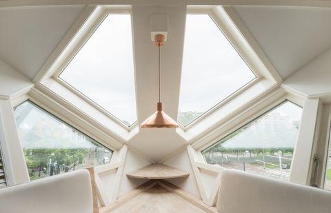 de mooiste airbnbs van nederland   luxe kubuswoning rotterdam