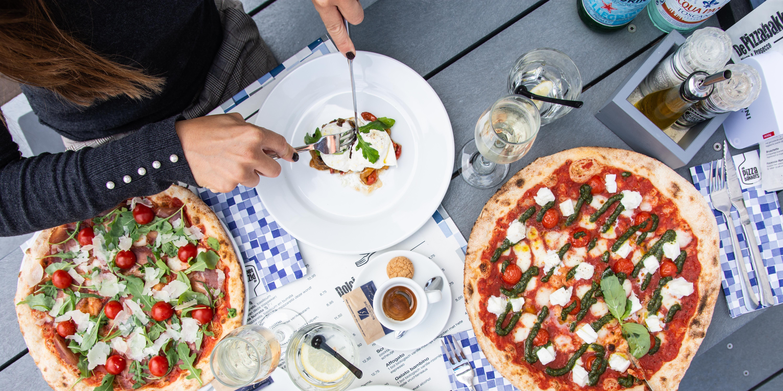 Lekkerste pizza Utrecht De Pizzabakkers