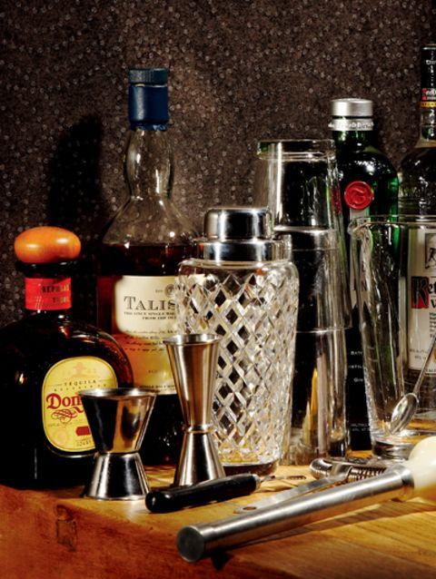cocktails maken